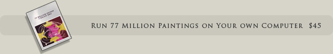 Purchase 77 Million Paintings Software DVD