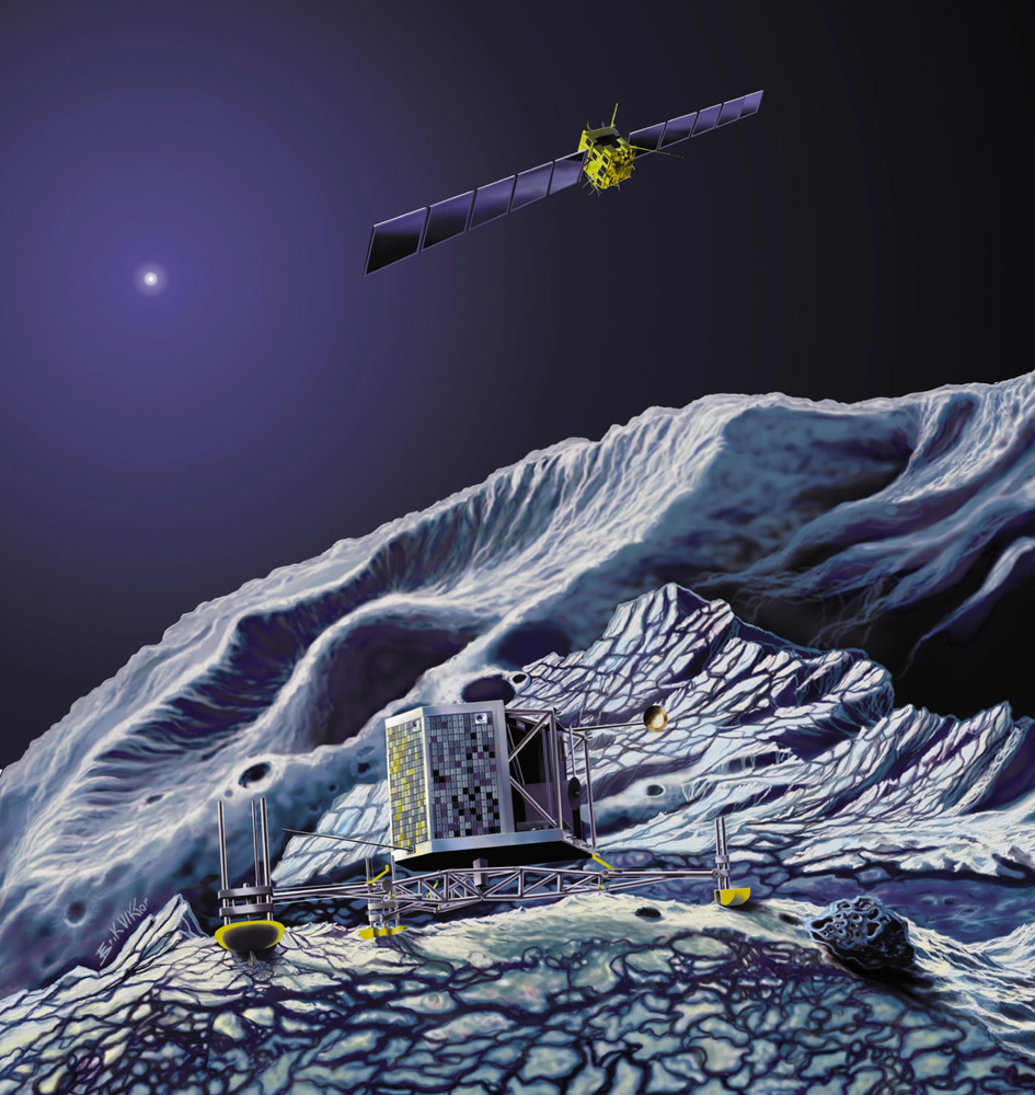 Rosetta Craft Artist Rendering