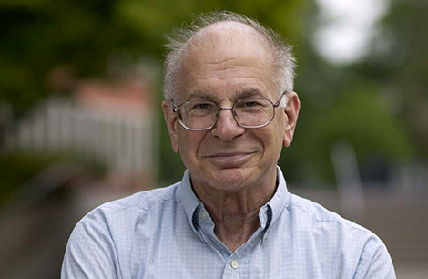 Daniel Kahneman presents Thinking Fast and Slow