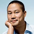 Tony Hsieh presents Helping Revitalize a City