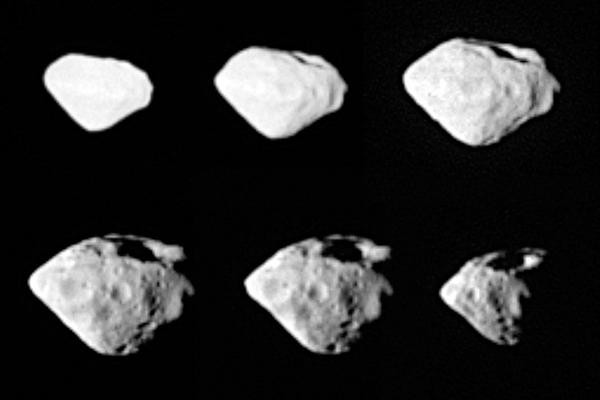 Steins Asteroid